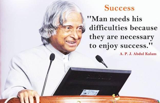 Buddy4Study Dr. A.P.J Abdul Kalam: Scholars Success Story